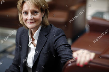 Editorial image of Baroness Peta Buscombe, chairwomen of the Press Complaints Commission, London, Britain - 19 Nov 2009