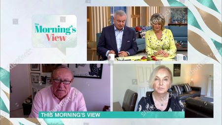 Eamonn Holmes, Ruth Langsford, Andrew Neil and India Willoughby