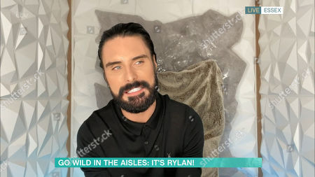 Stock Picture of Rylan Clarke