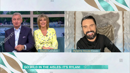Editorial image of 'This Morning' TV show, London, UK - 31 Aug 2020