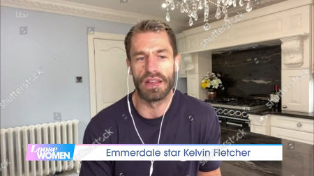 Stock Photo of Kelvin Fletcher