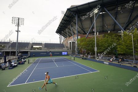 Editorial image of US Open Tennis, New York, United States - 31 Aug 2020