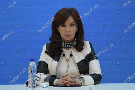 Editorial image of Argentina achieves 93.55 percent adherence to the exchange of foreign law bonds, Buenos Aires - 31 Aug 2020