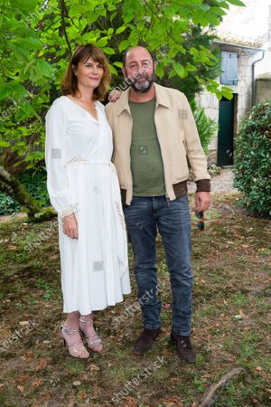 Editorial photo of Angoulême Francophone Film Festival, France - 30 Aug 2020