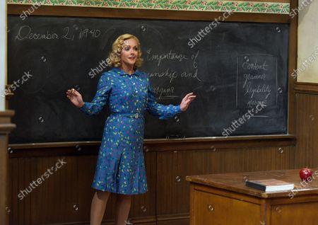 Jane Krakowski as Miss Shields