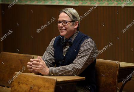 Matthew Broderick as Ralphie as an Adult