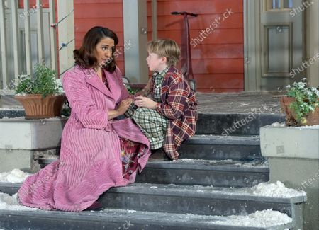 Editorial photo of 'A Christmas Story Live!' Film - 2017