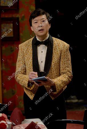 Ken Jeong as Christmas Tree Man/Chinese Restaurant Owner