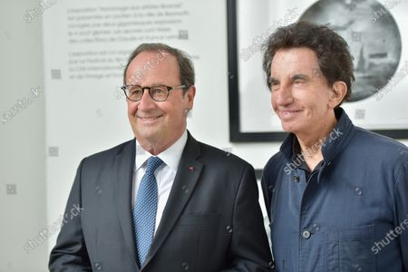 """Francois Hollande and Jack Lang attend """"Tribute To Lebanese Artists"""""""