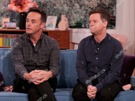 Ant & Dec - Anthony McPartlin and Declan Donnelly