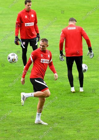 Editorial image of Poland training, Warsaw - 01 Sep 2020