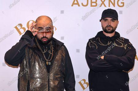 Kurupt FM's Asim Chaudhry and Allan Mustafa