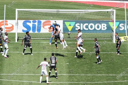 Hernanes during a game between São Paulo vs Corinthians, a match valid for the Brazilian Championship 2020, at the Murumbi stadium, in the south of the capital of São Paulo.