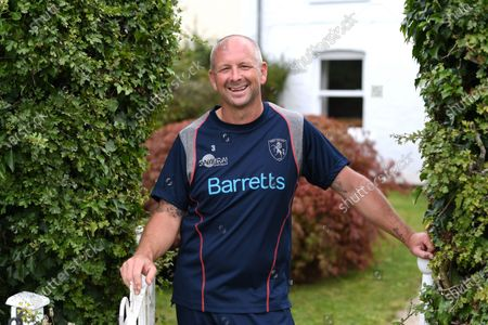 Say I have a couple of lean games and it doesn't quite feel right then I will probably call it a day. But I just can't see that happening,' he tells Sportsmail, contemplating a 2021 season in which he will become English domestic cricket's oldest performer for more than a quarter of a century. 'As long as I have got the bit between my teeth I am going to keep playing. If I'd played for England, perhaps I would have lost that desire to keep competing at first-class level but I didn't, I haven't and I can't see me ever giving it up.' For the record, IStevens, who turns 45 next April but says he feels 'more like mid-30s' will become the oldest County Championship player since Eddie Hemmings finished with Sussex at 46 in 1995. At the heart of his longevity is partly Kent's willingness to allow him to be cricket's version of Paul McGrath. With the cartilage in his knees wearing down, he limits his training and keeps fit by playing. 'Not being funny but 90 per cent of the time I won't want to do anything bar basic drills. I won't be in the nets bowling five or six overs. I might be out there for 15 minutes, then I have a bat and I am done and dusted,' he says. 'For me, their management of personnel has been exceptional. They have allowed me to do what feels right for me.