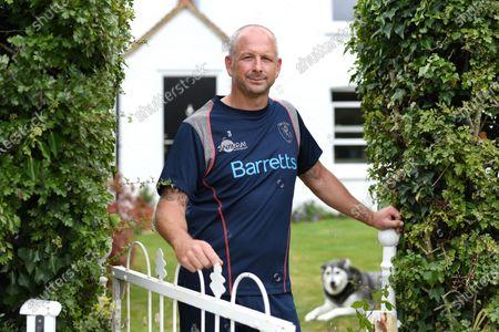 Editorial picture of Darren Stevens photoshoot, London, UK - 27 Aug 2020