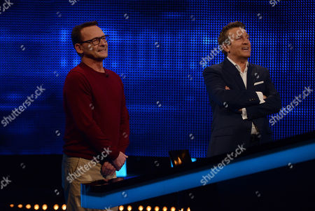 Editorial picture of 'The Chase Celebrity Special' TV Show, Series 11, Episode 1, UK - 05 Sep 2020