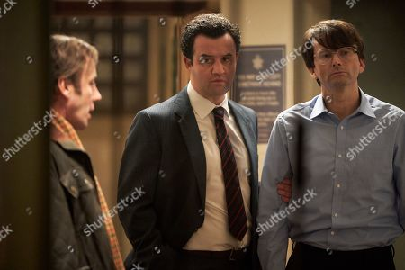 David Tennant as Dennis Nilsen and Daniel Mays as Jay.
