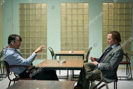 David Tennant as Dennis Nilsen and Jason Watkins as Brian Masters.