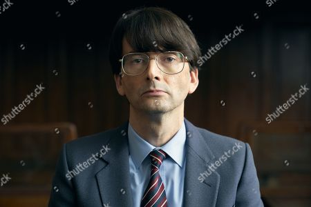 Stock Photo of David Tennant as Dennis Nilsen.