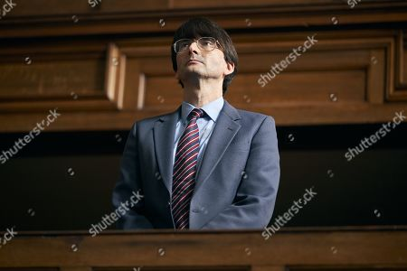 Stock Image of David Tennant as Dennis Nilsen.