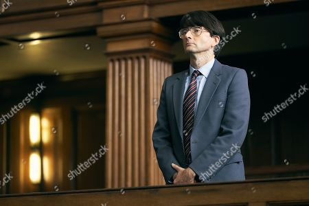 Stock Picture of David Tennant as Dennis Nilsen.