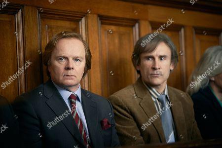 Editorial image of 'Des' TV Show, Series 1, Episode 3, UK - 16 Sep 2020