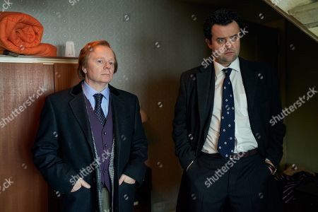 Editorial photo of 'Des' TV Show, Series 1, Episode 3, UK - 16 Sep 2020