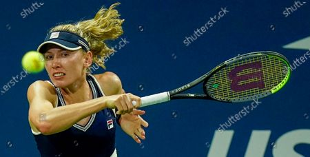 Editorial picture of US Open Tennis, New York, United States - 01 Sep 2020