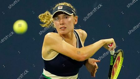 Editorial image of US Open Tennis, New York, United States - 01 Sep 2020
