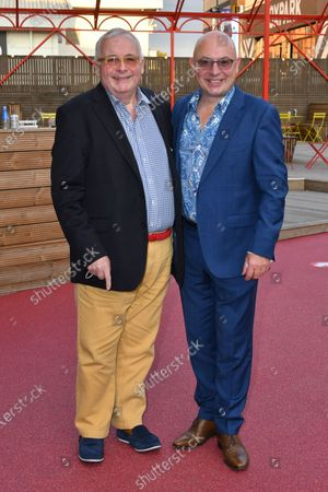 Christopher Biggins,  Neil Sinclair