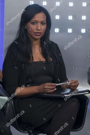 Nutritionist Hala el-Shafie