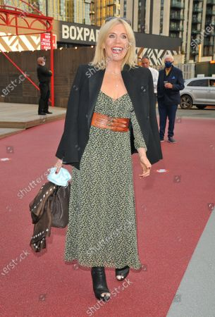 Stock Picture of Michelle Collins