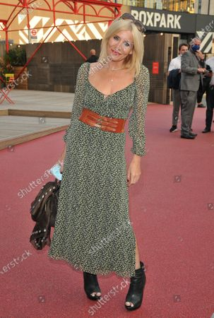 Stock Image of Michelle Collins