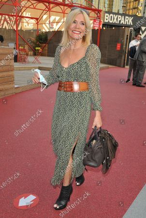 Stock Photo of Michelle Collins