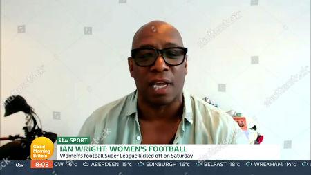 Editorial photo of 'Good Morning Britain' TV show, London, UK - 02 Sep 2020