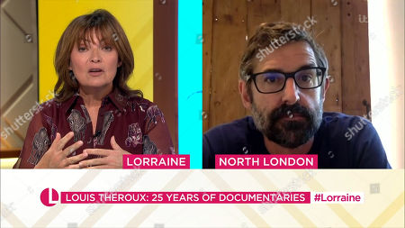 Editorial picture of 'Lorraine' TV show, London, UK - 02 Sep 2020
