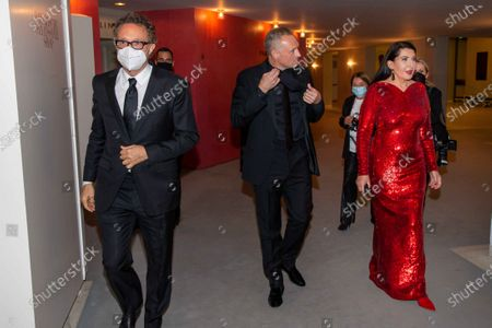 Editorial picture of '7 Deaths of Maria Callas' Opera premiere, Munich, Germany - 01 Sep 2020