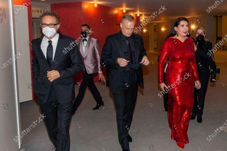 Marco Brambilla, Todd Eckert, Marina Abramovic, 7 Deaths of Maria Callas - World premiere, Bavarian State Opera