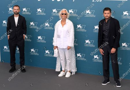 Editorial picture of Jury photocall, 77th Venice International Film Festival, Italy - 02 Sep 2020