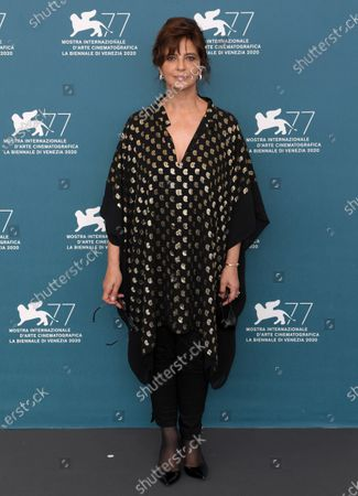 Editorial image of 'The Ties' photocall, 77th Venice International Film Festival, Italy - 02 Sep 2020