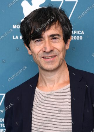 Editorial picture of 'The Ties' photocall, 77th Venice International Film Festival, Italy - 02 Sep 2020