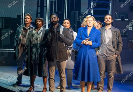Editorial picture of 'Sleepless the Musical' Performed at the Troubadour Theatre, North London, UK - 02 Sep 2020