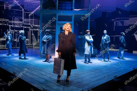 Editorial image of 'Sleepless the Musical' Performed at the Troubadour Theatre, North London, UK - 02 Sep 2020