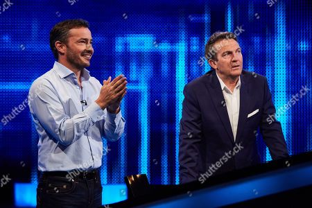 Editorial picture of 'The Chase Celebrity Special' TV Show, Series 11, Episode 2, UK - 12 Sep 2020