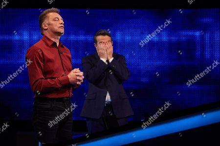 Chris Packham and Bradley Walsh