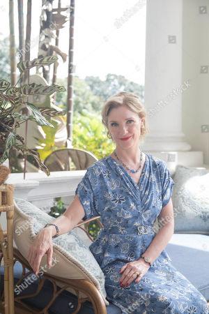Jane Horrocks as Sylvia Blackett
