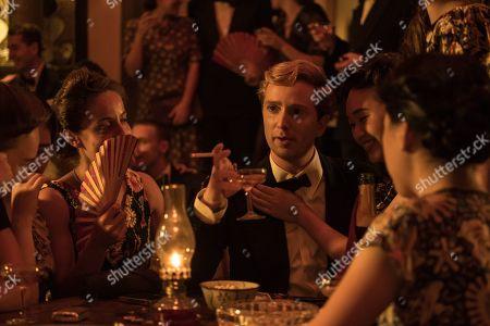 Luke Newberry as Monty Blackett.