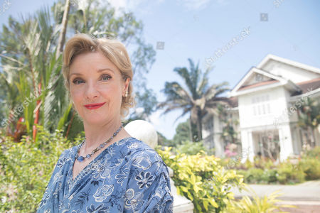 Editorial picture of 'The Singapore Grip' TV Show, Series 1, Episode 1, Singapore - 13 Sep 2020