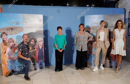 Editorial image of Presentation of the film Coming out of the Closet in Madrid, Spain - 02 Sep 2020