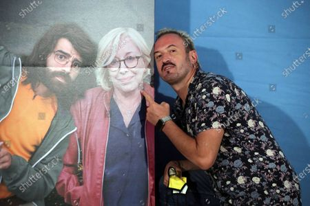 Editorial picture of Presentation of the film Coming out of the Closet in Madrid, Spain - 02 Sep 2020